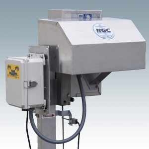 vertical mount power control boxes