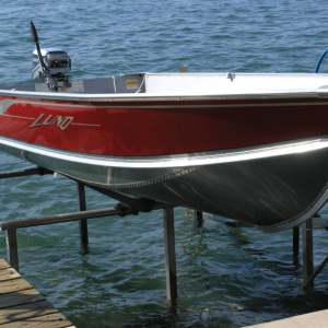 RGC marine Cantilever Small Craft Lifts
