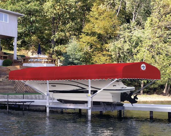 RGC Marine Vertical Boat Lift