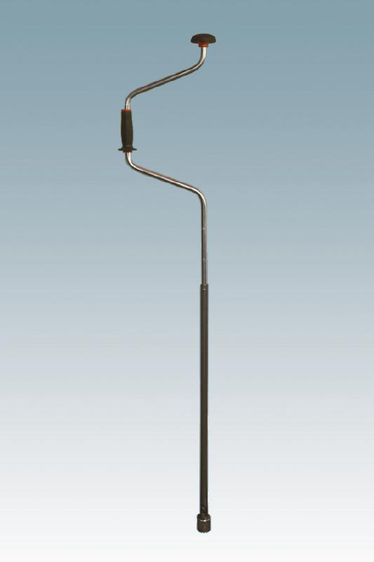 ergonomic extendable screw adjustable leg tool